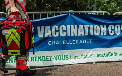 Mobilisation pour la vaccination COVID-19